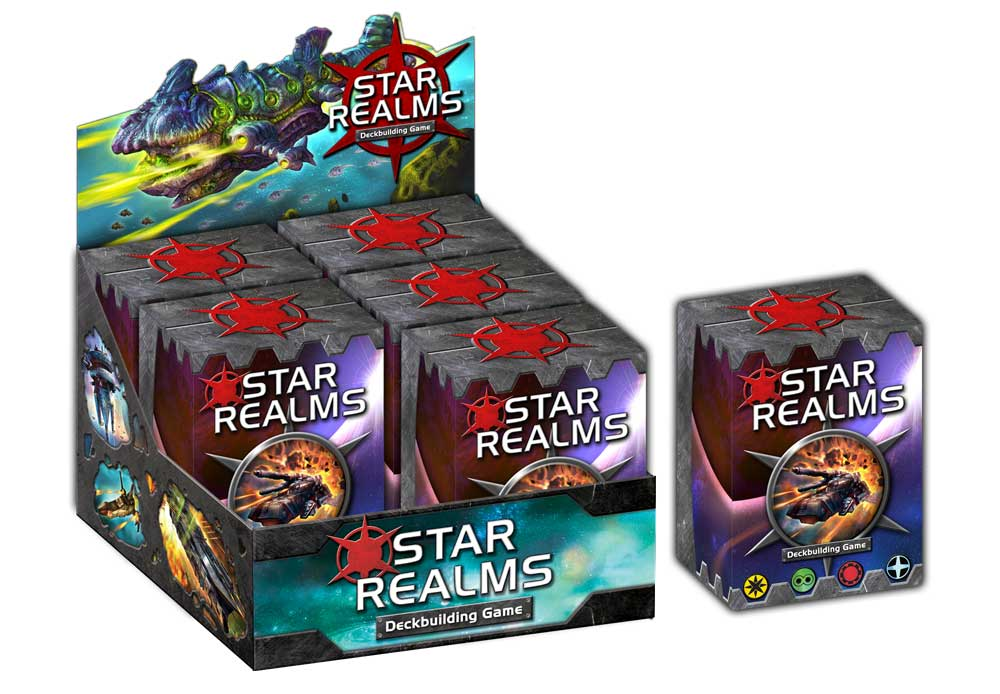 Star Realms -  White Wizard games