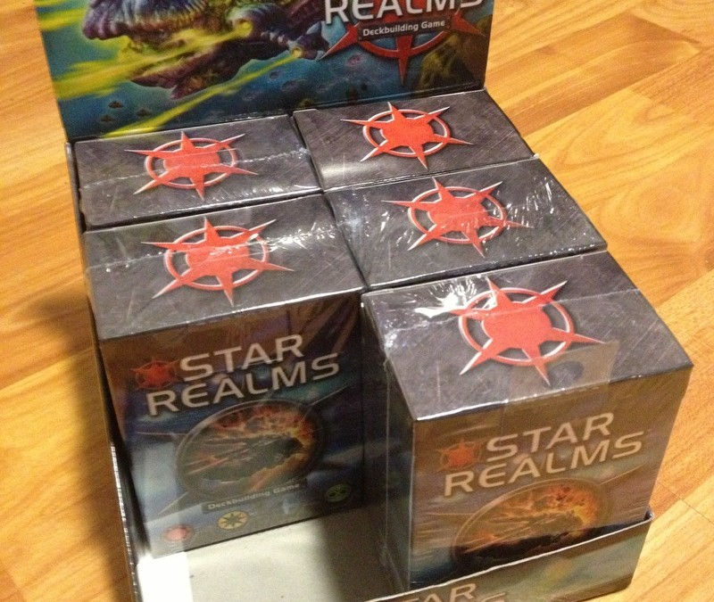 Star Realms Shipping Today!