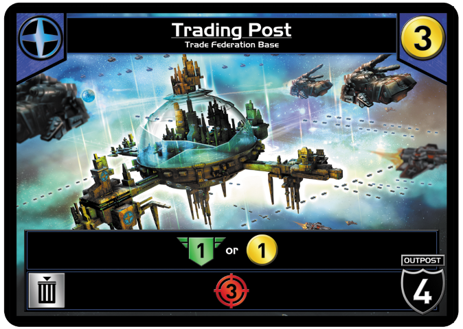 Trade Federation Preview Week – Embassy Yacht, Trading Post and Barter World