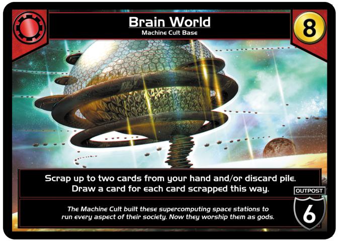 Machine Cult Preview Week – Missile Mech & Brain World
