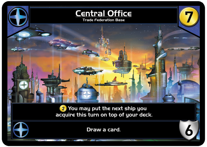 Trade Federation Preview Week – Central Office and Command Ship