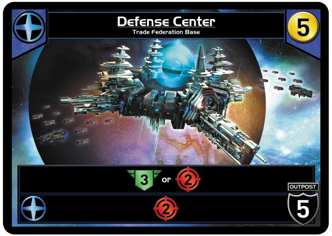 Trade Federation Preview Week – Defense Center and Port of Call