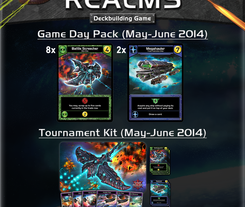 Star Realms News Update