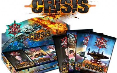 Star Realms: Crisis Now Available in Spanish, Italian and Portuguese!