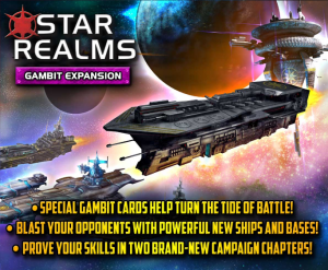 Digital Gambit Expansion for Star Realms