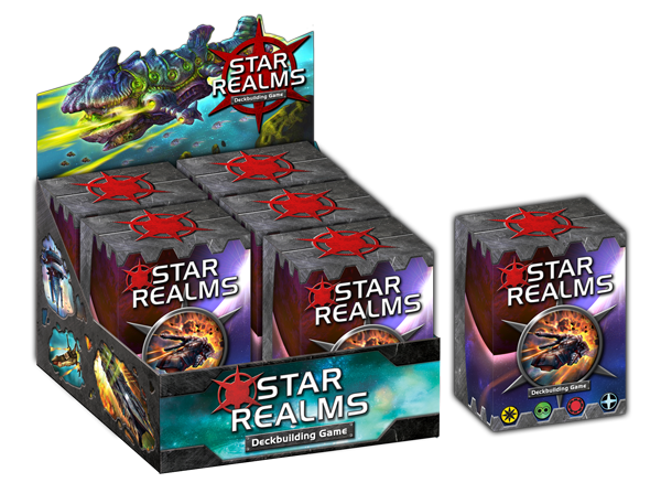 Love Star Realms? Help Spread It To The World!