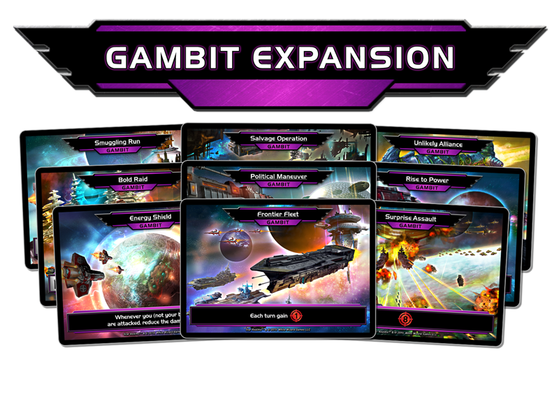 star realms sets and expansions - Universal Premium Fleet Card
