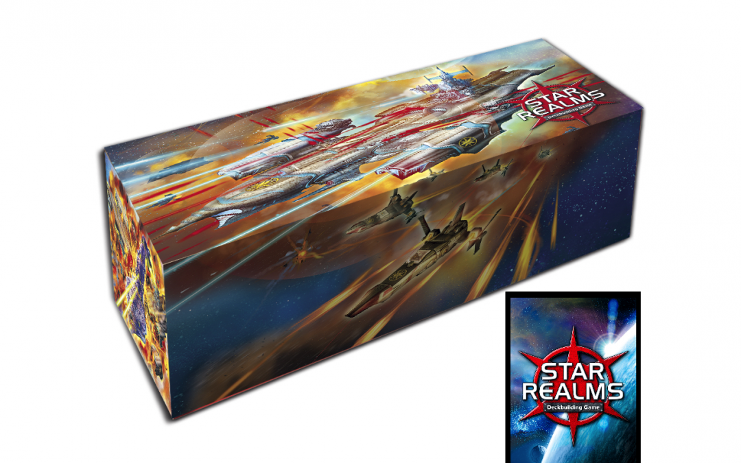Star Realms Sleeves and Boxes