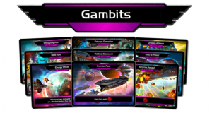 Star Realms Gambit Cards