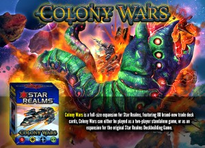 Colony Wars ad