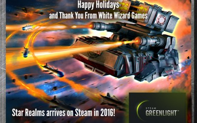 Star Realms Launching on Steam in 2016!