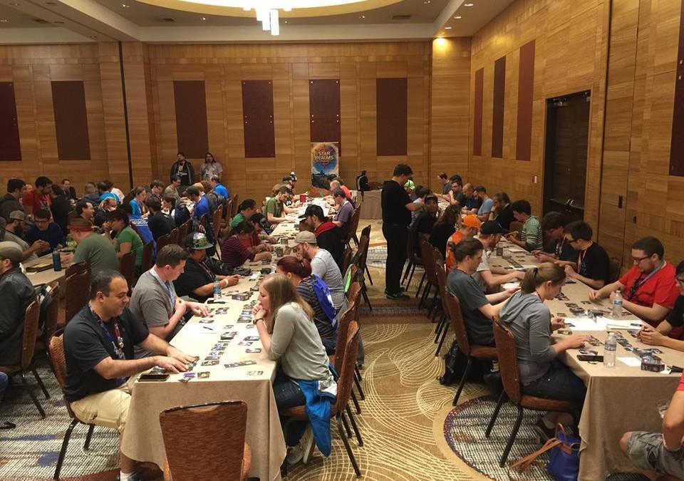 Guest Blogpost: Running a Star Realms Tournament