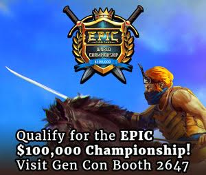 Epic worlds photo for Gencon