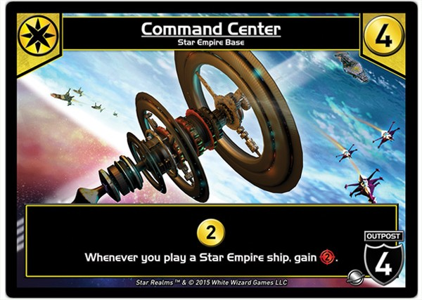 Heroes and Legends – Star Realms Organized Play
