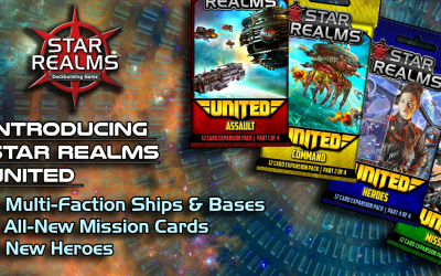 Introducing Star Realms United!