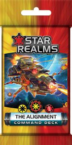 The Alignment: Star Realms Command Deck  -  White Wizard Games