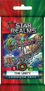 The Unity: Star Realms Command Deck  -  White Wizard Games