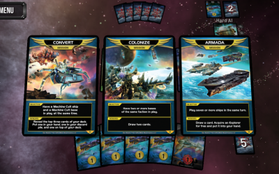 New Star Realms Digital Expansion: Missions