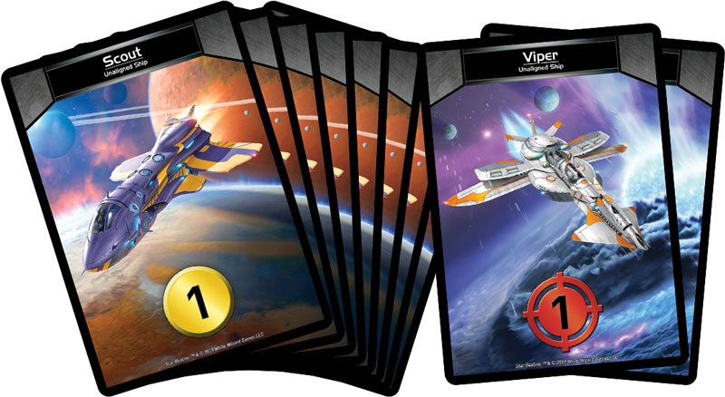 Star Realms Digital Legend Series at Gen Con Online 2020!