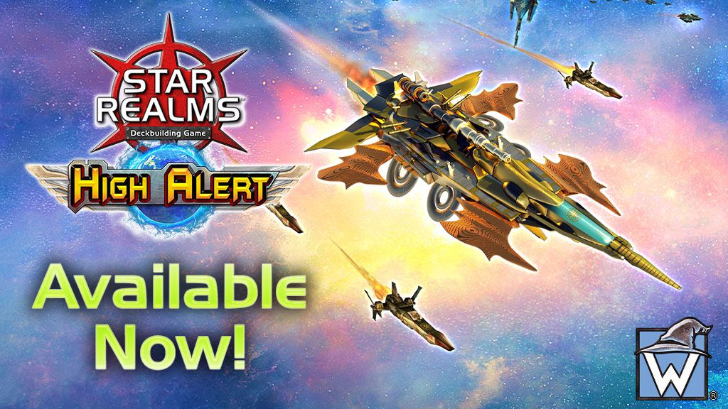New Epic Card Game and Star Realms Sets Available in Retail!
