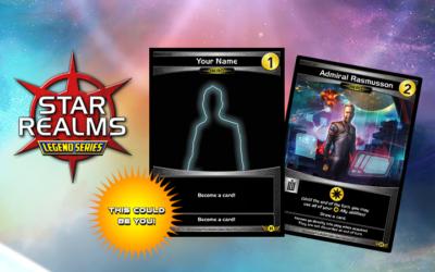 Origins Game Fair Star Realms Legend Series 2021